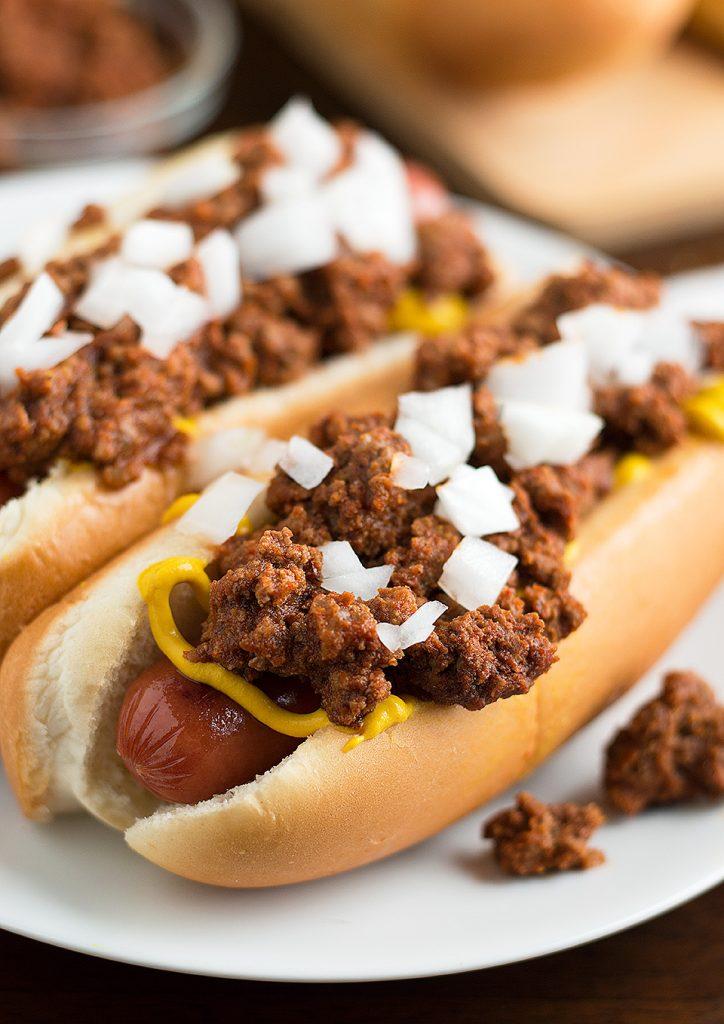 easy homemade hot dog chili no chili season packets involved DSC_0023-2