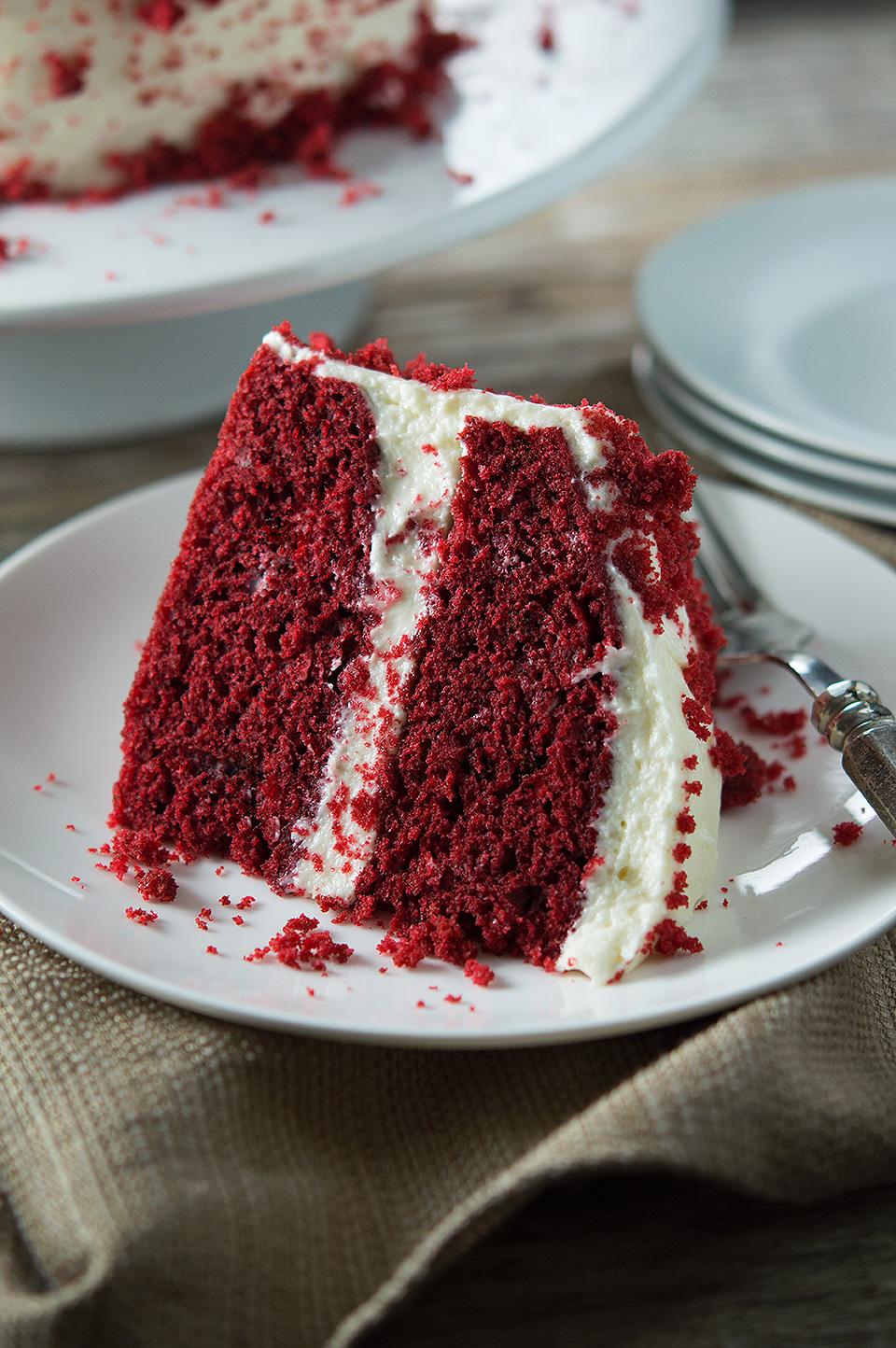 What Makes Red Velvet Cake Special