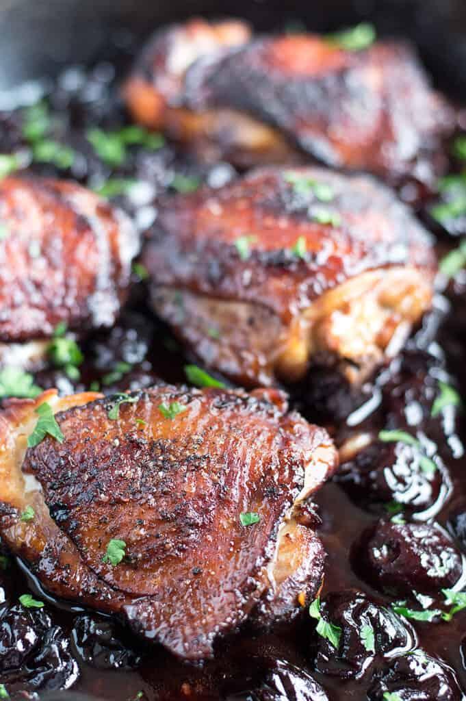 Roasted Black Cherry Balsamic Chicken DSC_0309-3