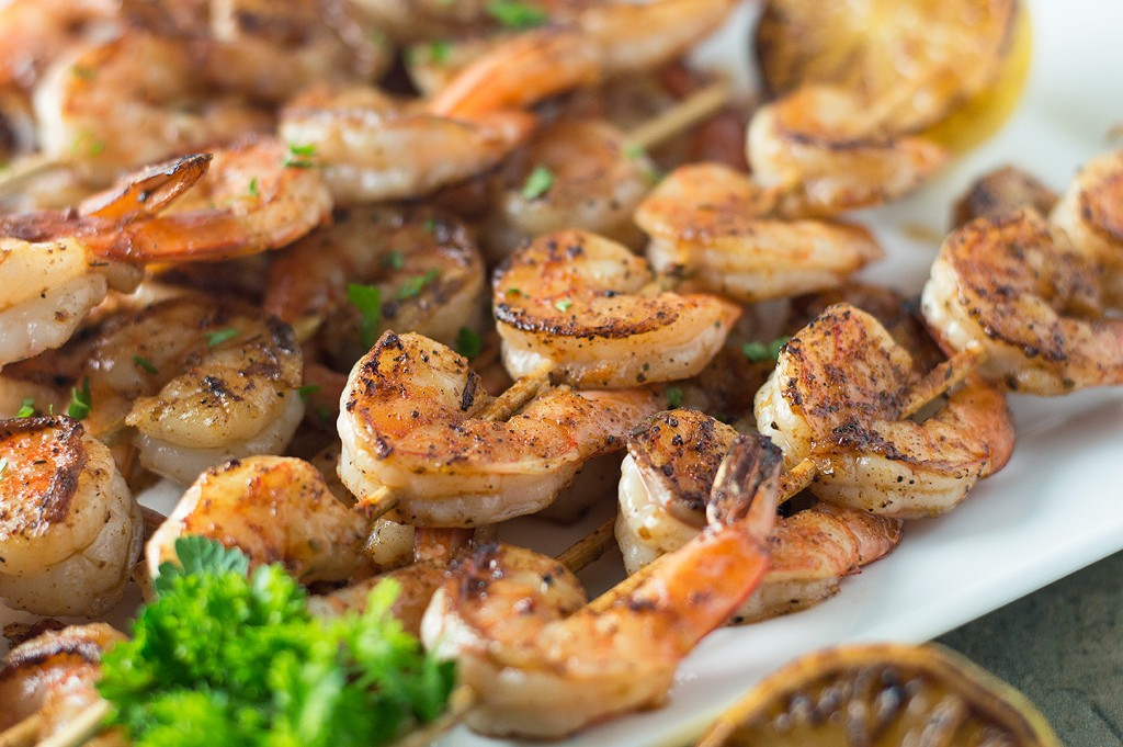Drunken Cajun Shrimp Skewers DSC_0802