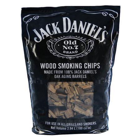 Jack Daniel's wood smoking chips pack